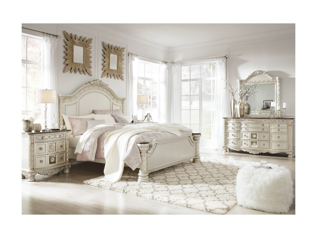 Signature Design by Ashley CassimoreQueen Bedroom Group