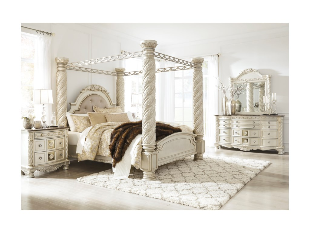 Signature Design by Ashley CassimoreKing Bedroom Group