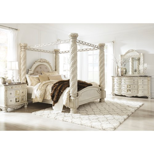 Signature Design by Ashley Cassimore California King Bedroom Group