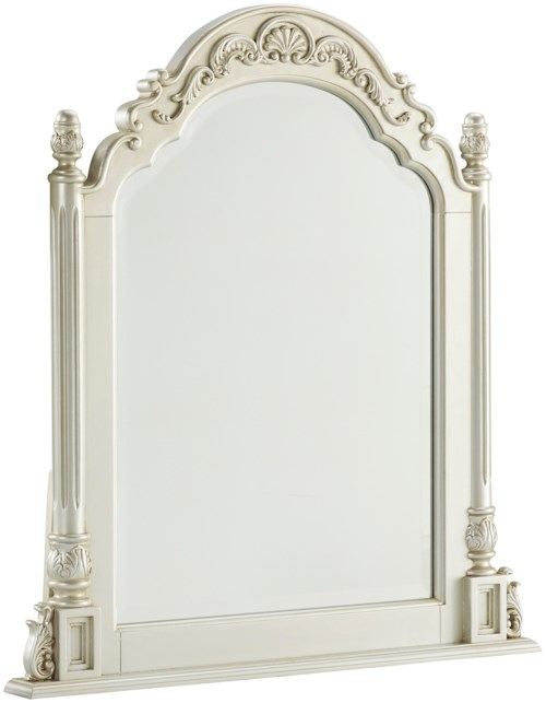 Signature Design by Ashley Cassimore Traditional Vanity Mirror