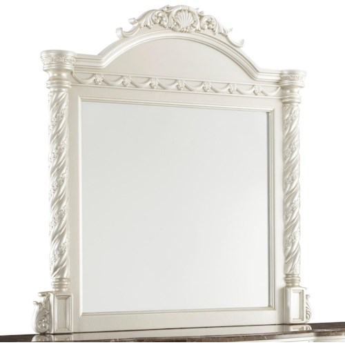 Signature Design by Ashley Cassimore Traditional Bedroom Mirror