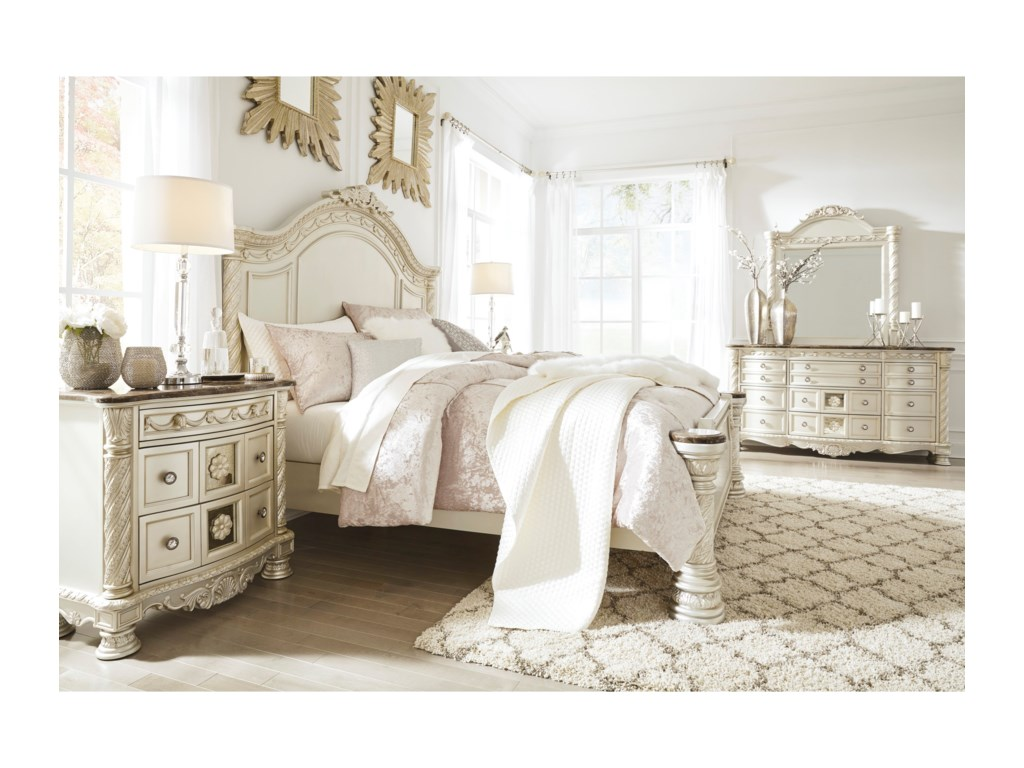 Signature Design by Ashley CassimoreQueen Panel Bed