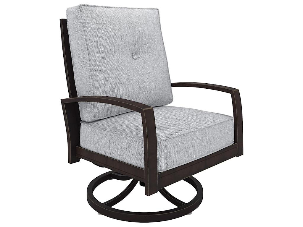 Signature Castle IslandSwivel Lounge Chair