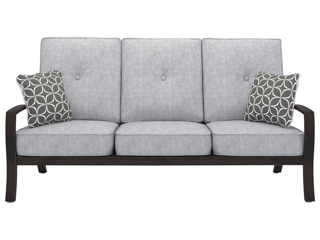 Signature Design by Ashley Castle IslandSofa with Cushion