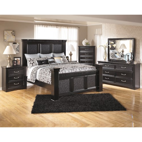 Signature Design by Ashley Cavallino California King Bedroom Group