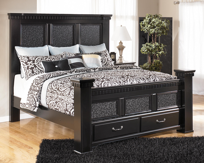 Cavallino King Mansion Bed