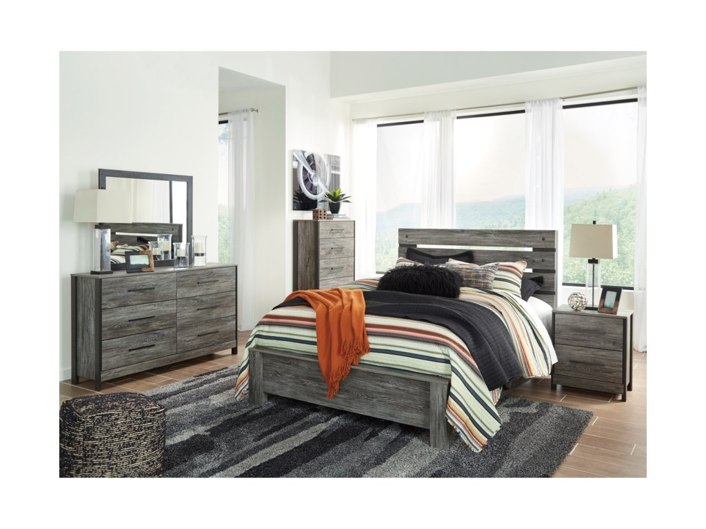 Signature Design by Ashley CazenfeldQueen Bedroom Group