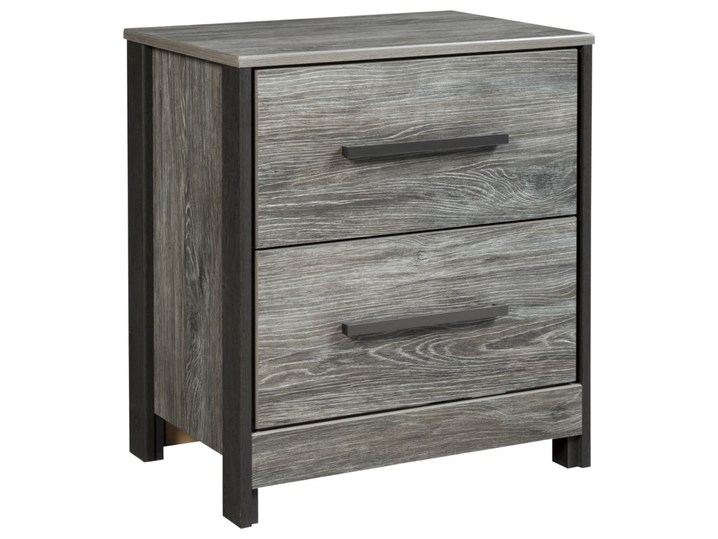 Signature Design by Ashley CazenfeldTwo Drawer Night Stand
