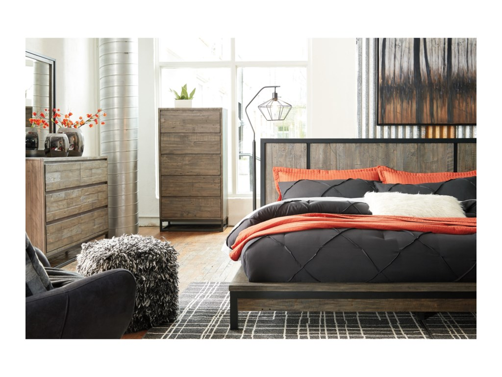 Cazentine Queen Bedroom Group By Signature Design Ashley
