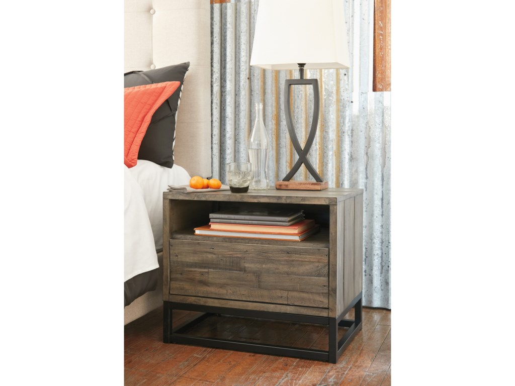 Signature Design by Ashley CazentineOne Drawer Night Stand