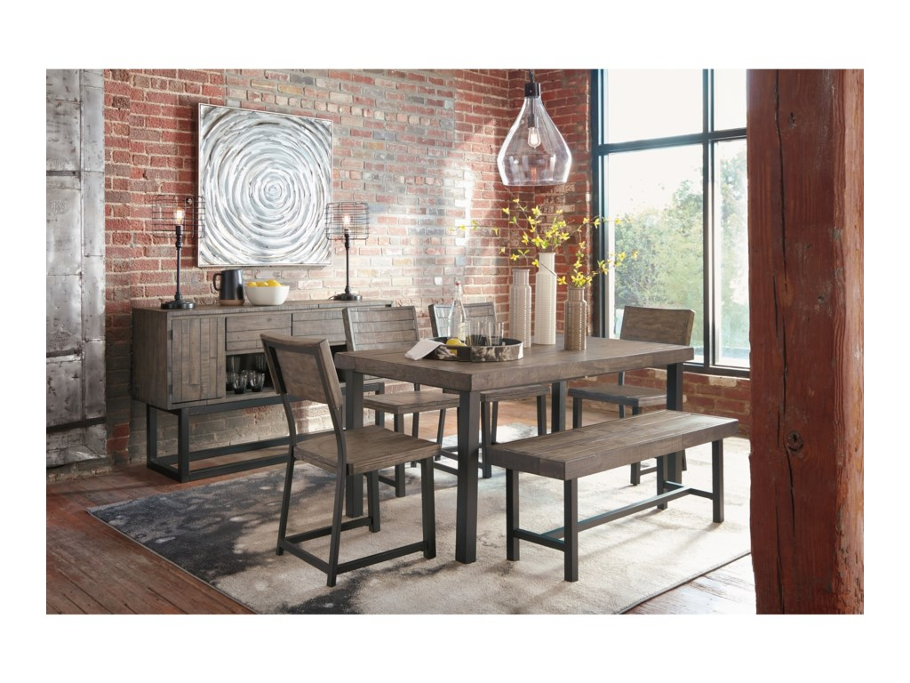 Signature Design by Ashley CazentineCasual Dining Room Group