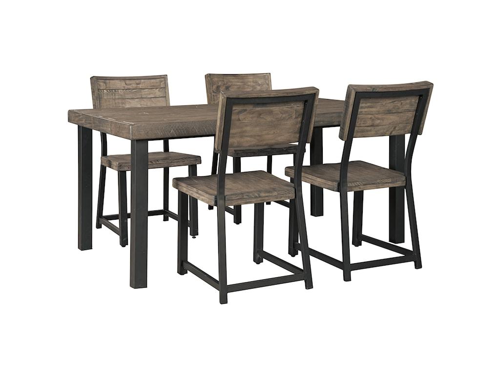 Signature Design by Ashley CazentineRectangular Dining Room Table