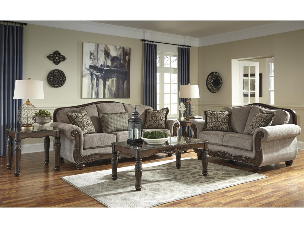 Signature Design by Ashley CecilynLoveseat