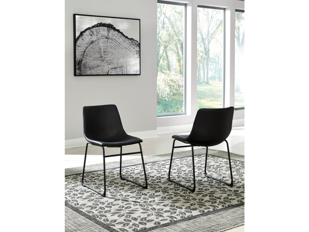 Signature Design by Ashley CentiarDining Upholstered Side Chair