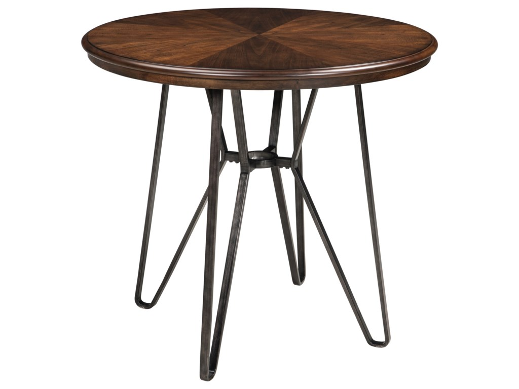 Signature Design by Ashley Centiar5-Piece Round Counter Table Set