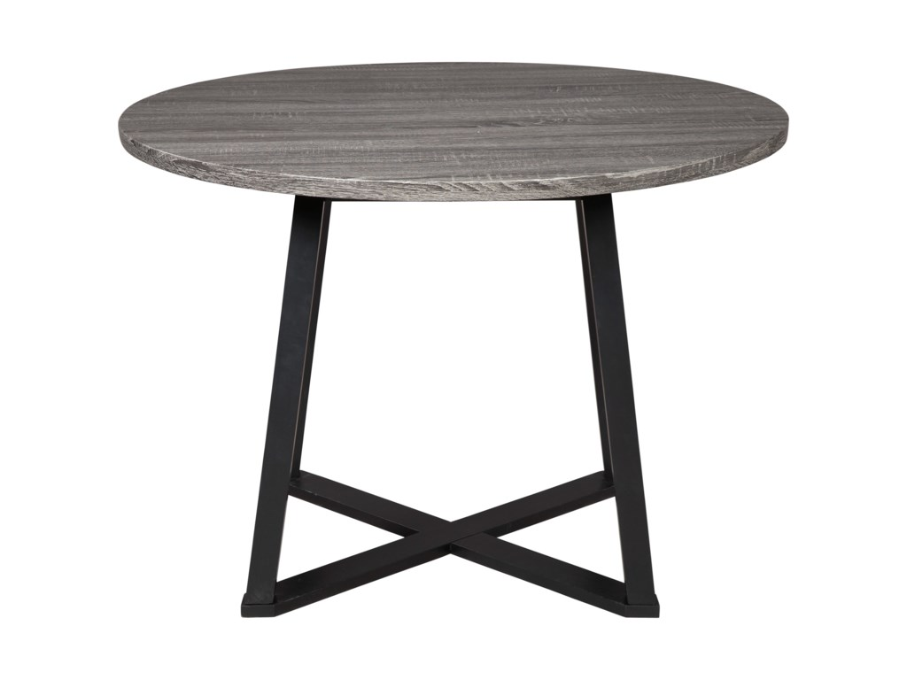 Signature Design by Ashley Centiar3-Piece Round Dining Table Set