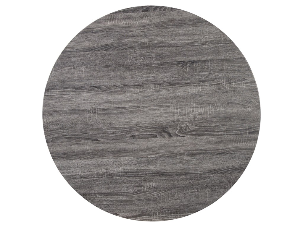 Signature Design by Ashley CentiarRound Dining Room Table