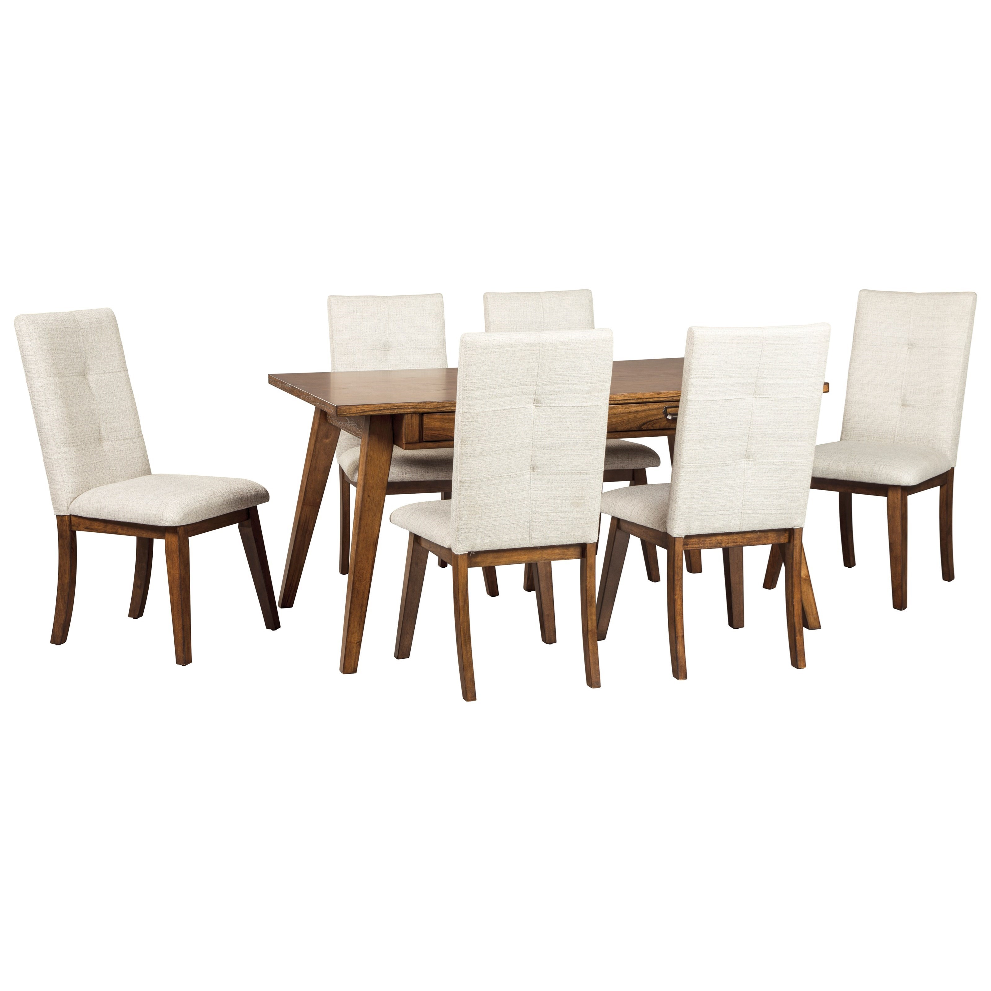 Signature Design By Ashley Centiar7 Piece Dining Room Set ...