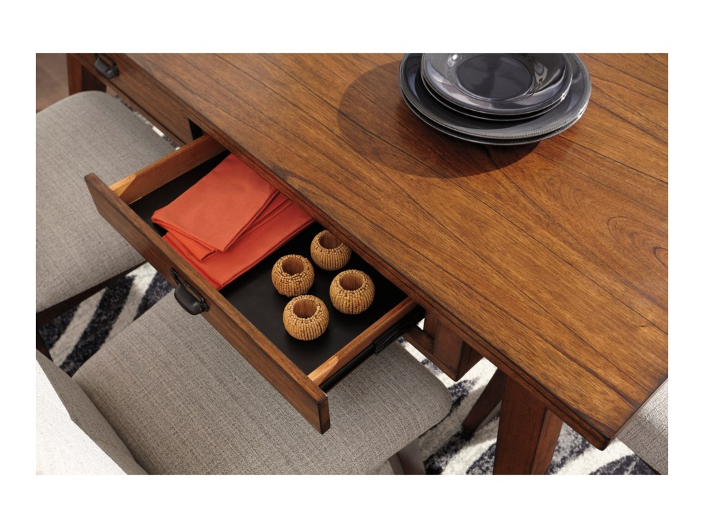 Signature Design by Ashley CentiarRectangular Dining Room Table