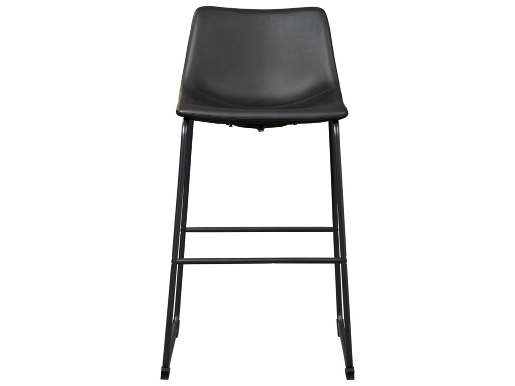 Signature Design by Ashley CentiarTall Upholstered Barstool