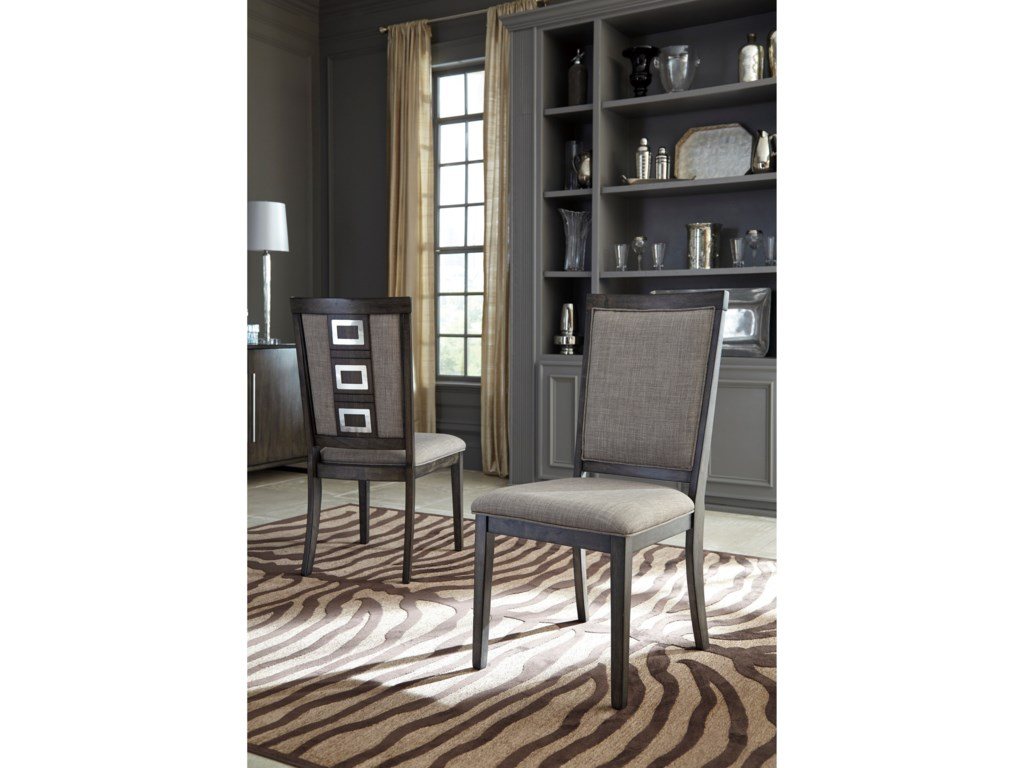 Signature Design by Ashley ChadoniUpholstered Side Chair