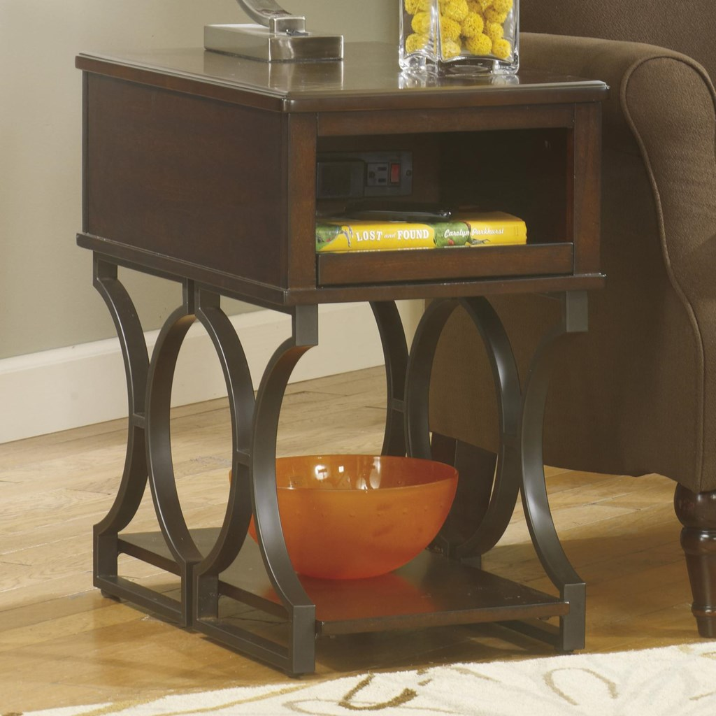 Signature Design by Ashley Jaysteen Chair Side End Table with