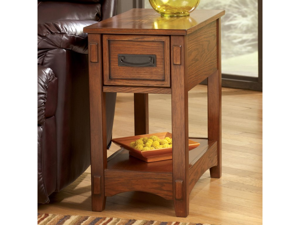 Signature Design by Ashley BreeginChairside End Table