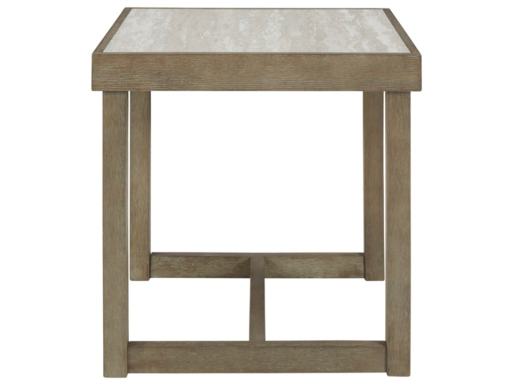 Signature Design by Ashley ChalleneSquare End Table