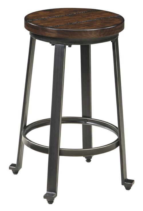 Signature Design By Ashley Challiman D307 124 Stool