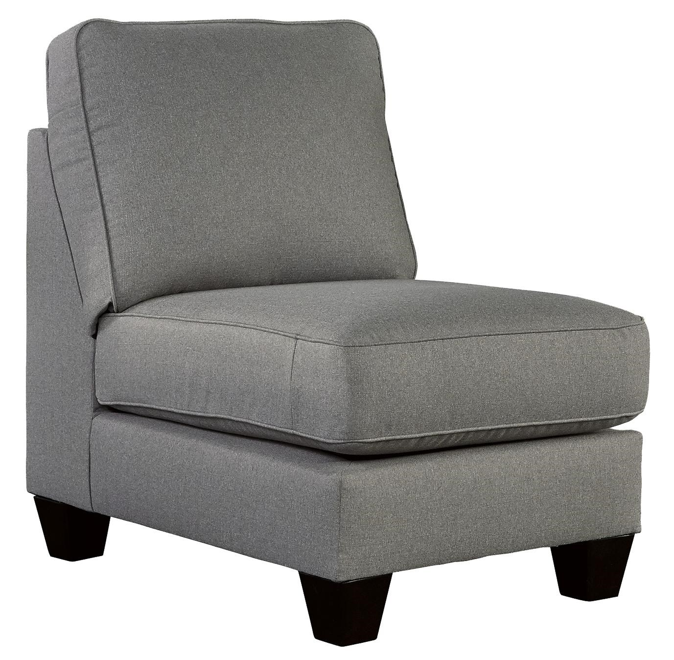StyleLine Chamberly   Alloy Contemporary Armless Chair