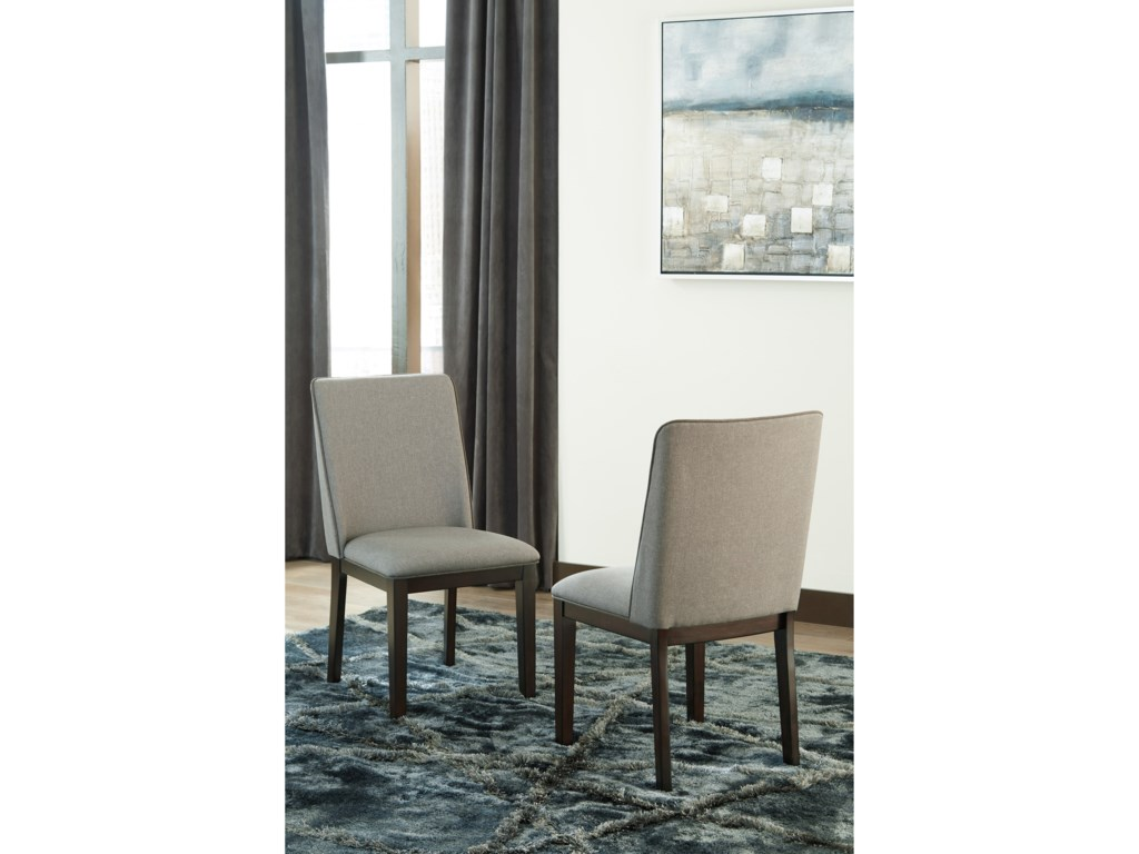 Signature Design by Ashley ChanceenDining Upholstered Side Chair