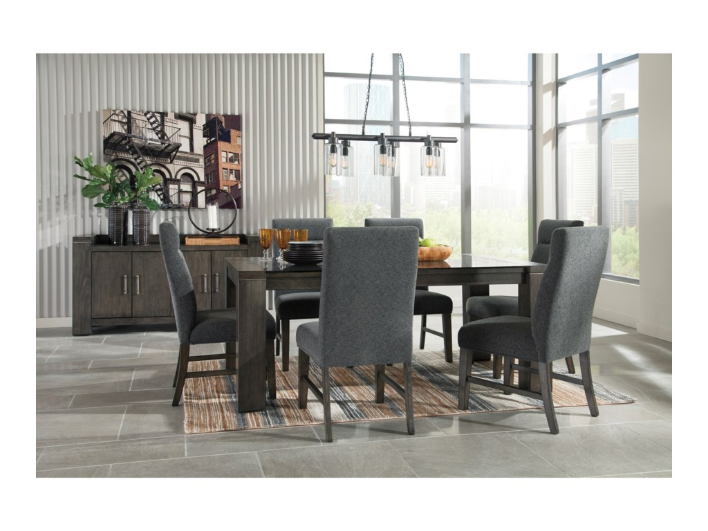 Signature Design by Ashley ChanseyCasual Dining Room Group