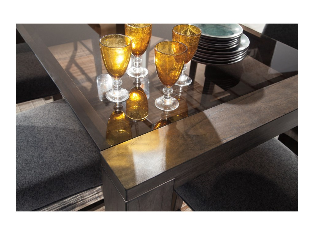 Signature Design by Ashley Chansey7-Piece Rectangular Dining Table Set