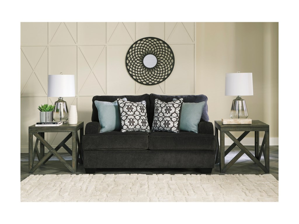 Signature Design By Ashley CharentonLoveseat