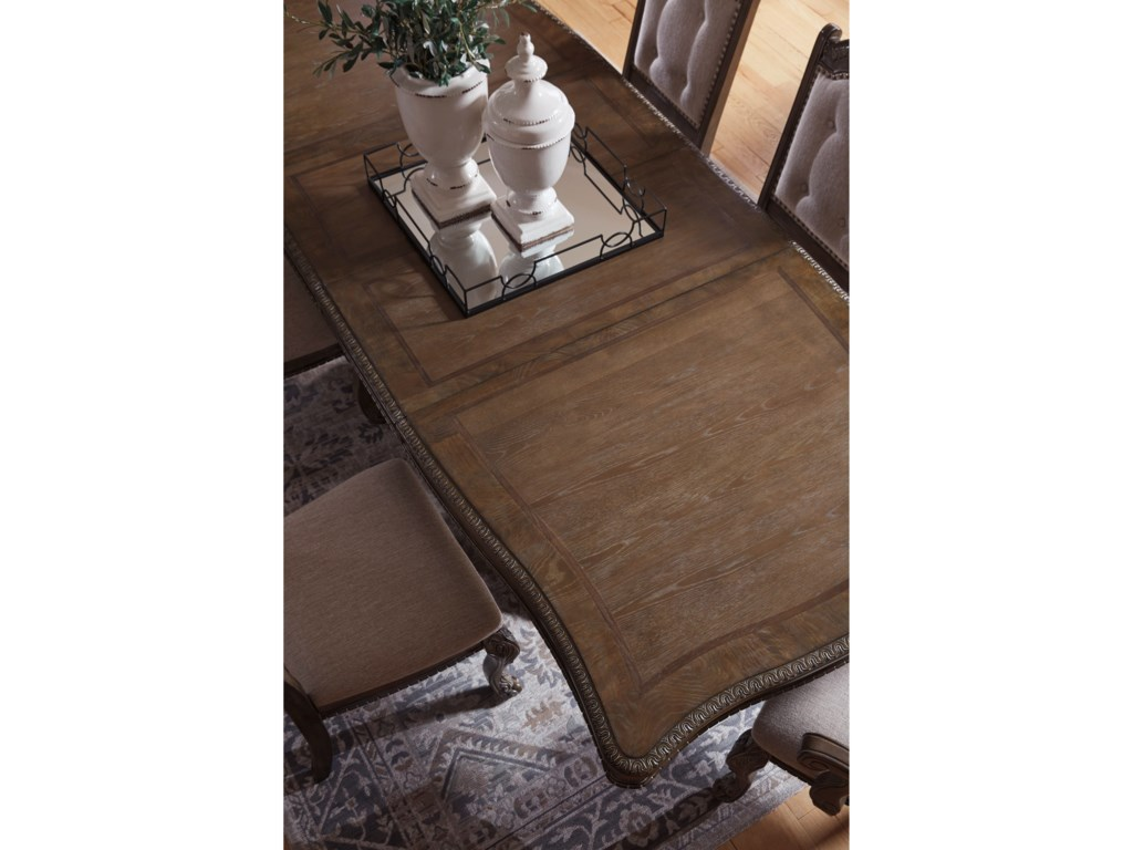 Signature Design by Ashley Charmond9-Piece Rectangular Extension Table Set