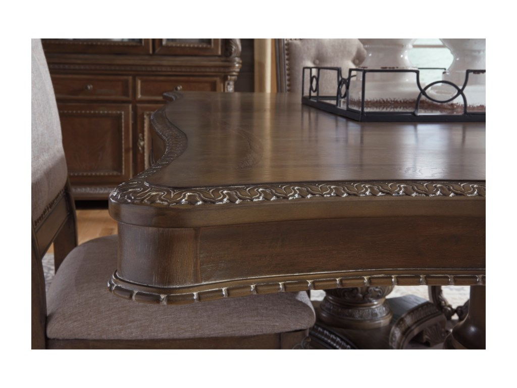 Signature Design by Ashley CharmondRectangular Dining Room Extension Table
