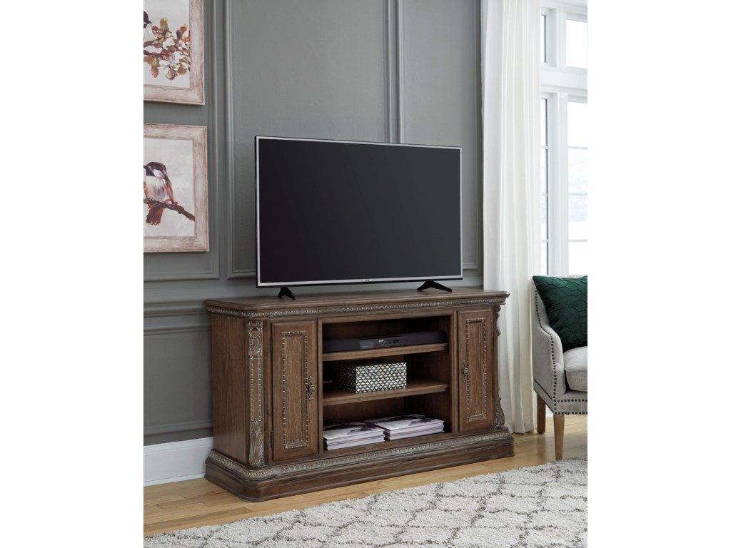 Signature Design by Ashley CharmondLarge TV Stand