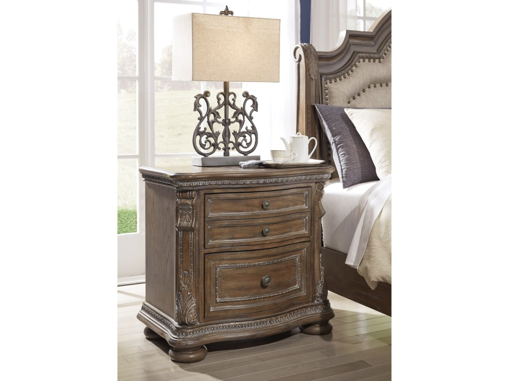 Signature Design by Ashley CharmondNightstand