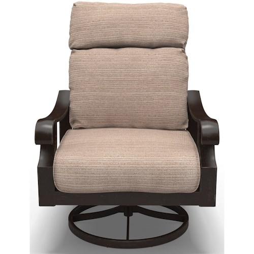 Signature Design by Ashley Chestnut Ridge Swivel Lounge Chair with Cushion
