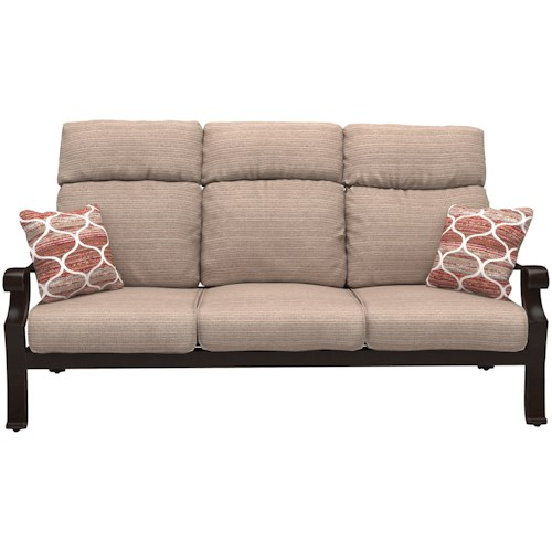 Signature Design by Ashley Chestnut Ridge High Back Sofa with Cushion