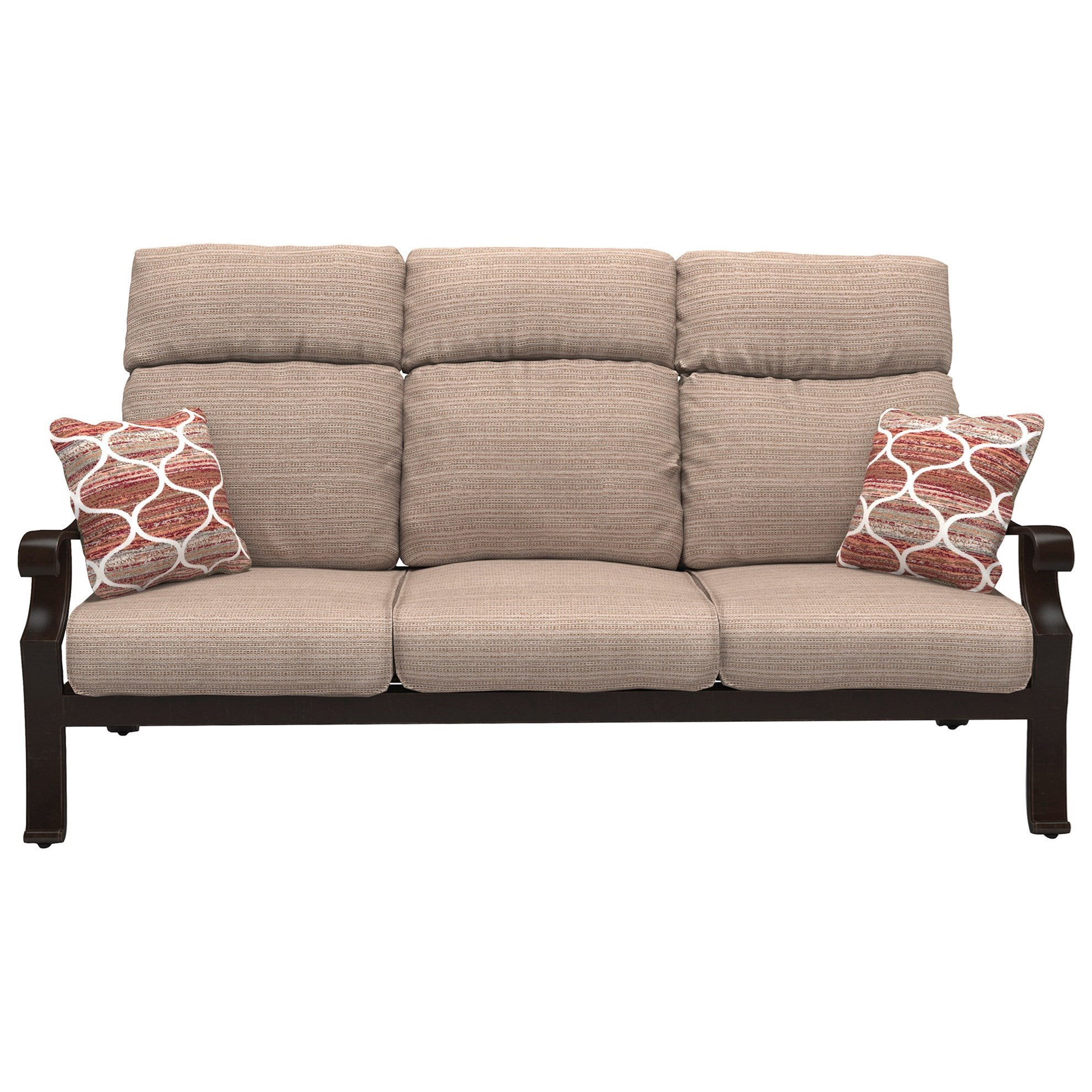 Attirant Signature Design By Ashley Chestnut RidgeSofa With Cushion ...