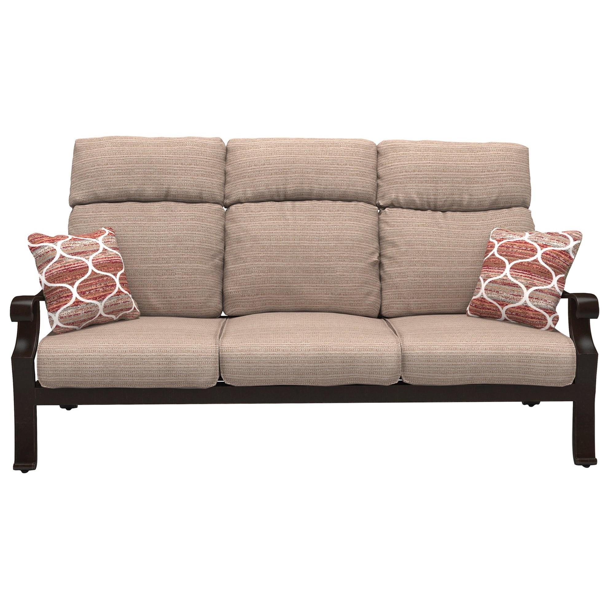 Signature Design By Ashley Chestnut Ridge High Back Sofa With Cushion