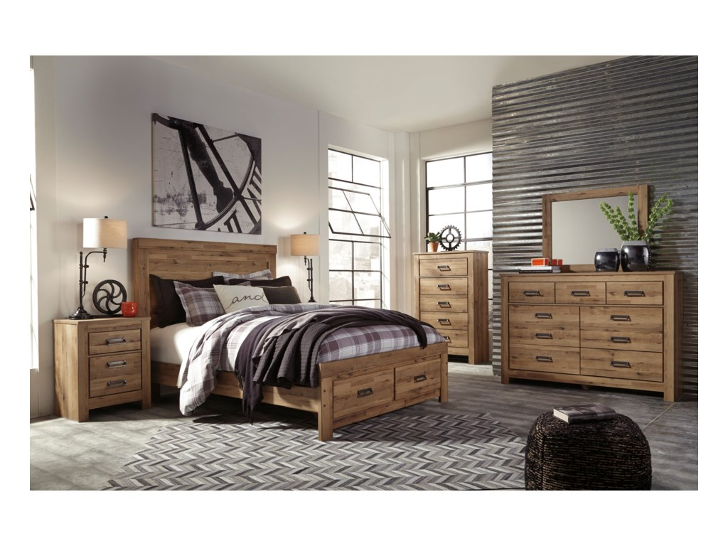 Signature Design by Ashley CinreyKing Bedroom Group