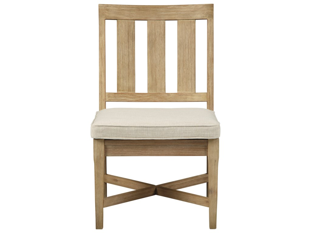 Signature Design by Ashley Clare ViewChair with Cushion
