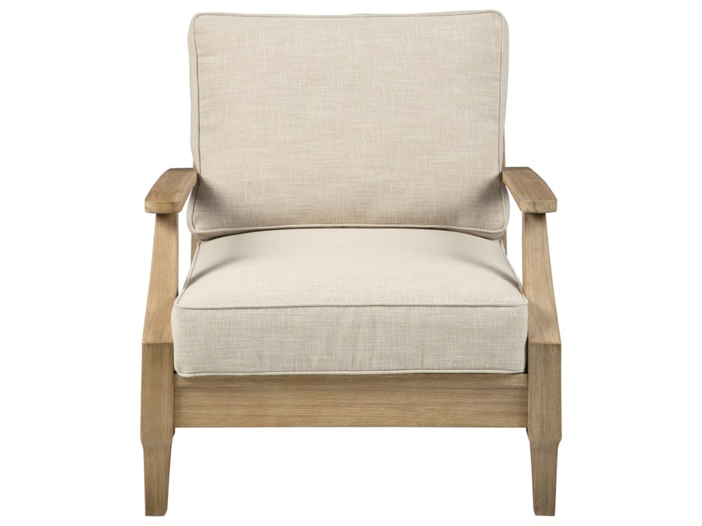 Benchcraft Clare ViewLounge Chair with Cushion