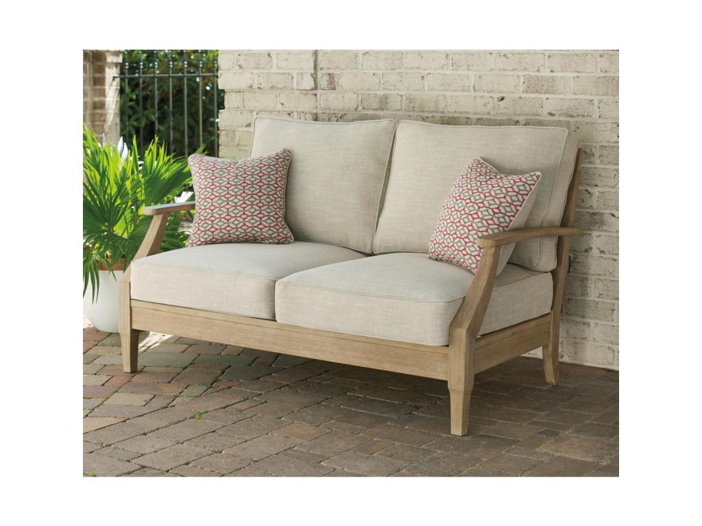 Benchcraft Clare ViewLoveseat w/ Cushion