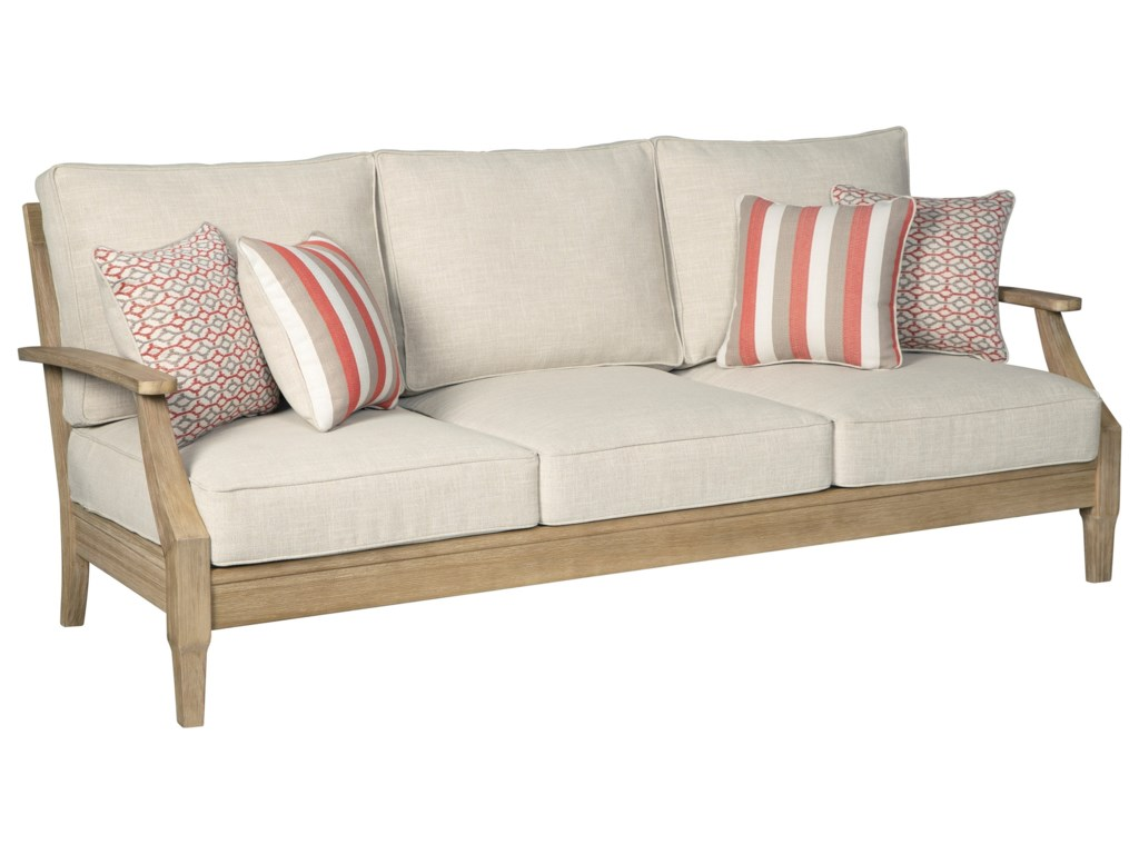 Signature Design by Ashley Clare ViewSofa with Cushion