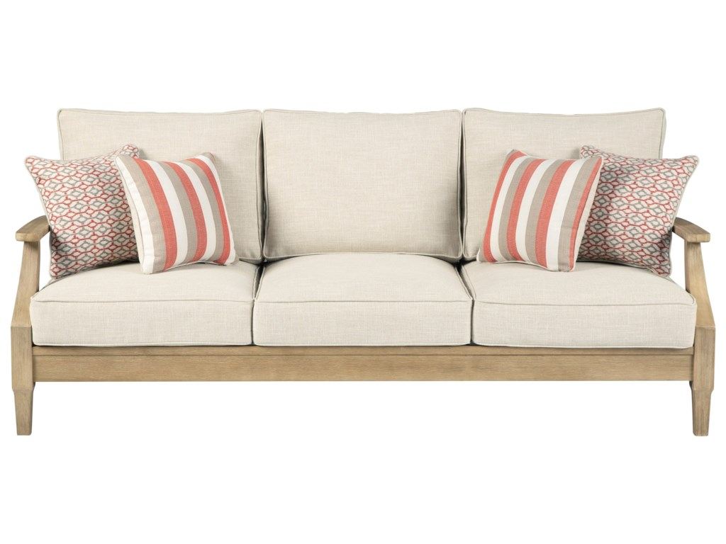 Benchcraft Clare ViewSofa with Cushion