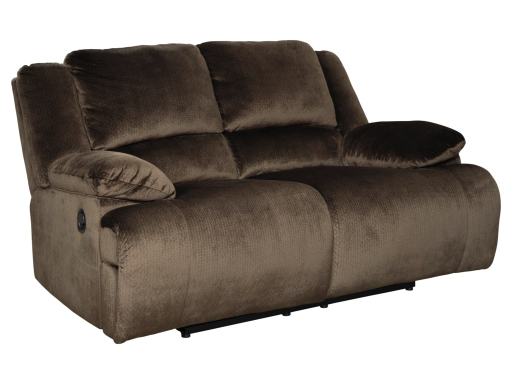 Signature Design by Ashley ClonmelReclining Power Loveseat