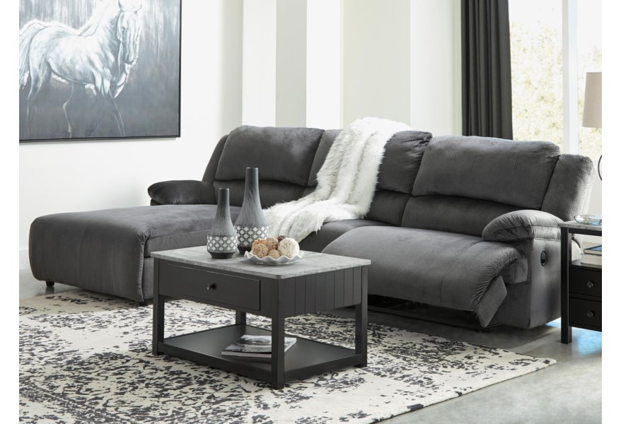Clonmel Reclining Sectional